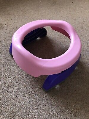 Potette Plus Travel Potty, Pink/Purple