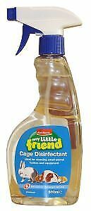 BM My Little Friend Cage Disinfectant Spray 500ml - 24476