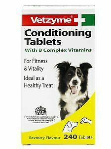 Vetzyme Conditioning Tablets (240Tabs) - 2260
