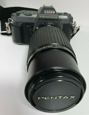 RARE Vintage Collectible Pentax P30T SLR 35mm Film Camera, 70-210mm F4