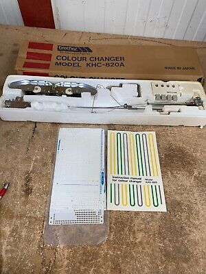 Brother Colour Changer KHC-830 Untested