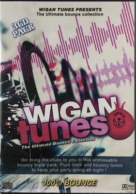 Wigan Tunes volume 12 - Scouse House, Donk, Bounce