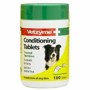 Vetzyme Conditioning Tablets (100Tabs) - 2259