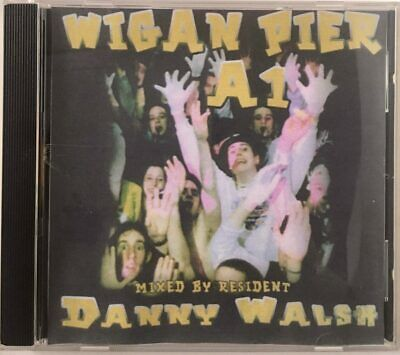 Wigan Pier presents Danny Walsh - A1 - Scouse House, Donk, Bounce