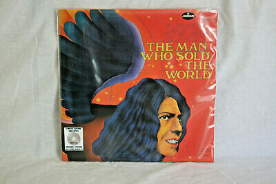 David Bowie The Man Who Sold The World Lp+Cd Color Vinyl + Bonus