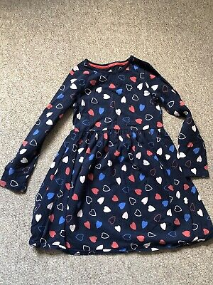 marks and spencer girls dress age 7-8