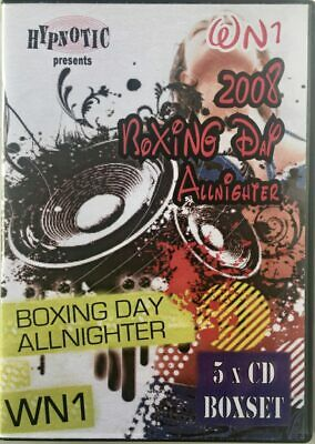Maximes Boxing Day Allnighter 2008 - Scouse House, Donk, Bounce