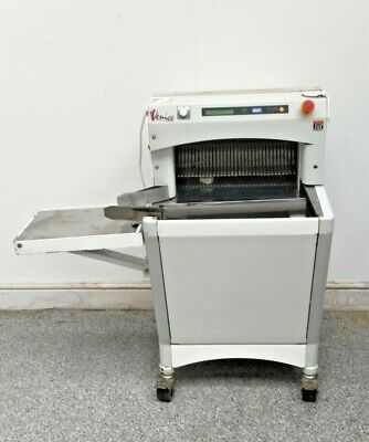 Jac Venice 13mm Fully Automatic Bread Slicer  BAKERY EQUIPMENT BS04