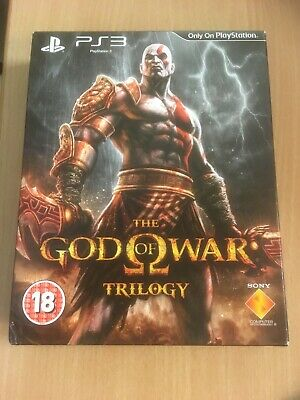 God of War Trilogy Playstation 3 PS3