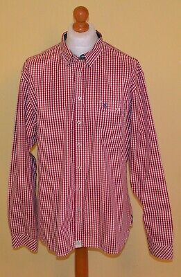 Mens Authentic Joules Long Sleeved  Shirt.size Xxl.