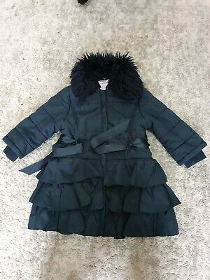 girls Monsoon coat size 3-4 years