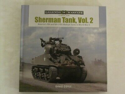 Sherman Tank, Vol. 2: America's M4 and M4 (105) Medium Tanks in World War II