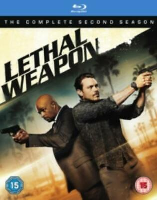 Lethal Weapon: The Complete Second Season =Region B BluRay,sealed=