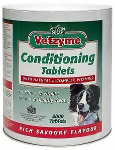 Vetzyme Conditioning Tablets (3000Tabs) - 2262