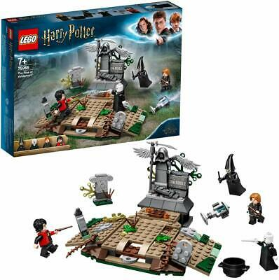 LEGO Harry Potter & The Goblet of Fire The Rise of Voldemort Building Set 75965