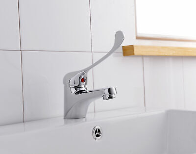 new evacare Exteneded Lever Handle For 40mm Cartridge