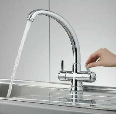FRANKE Zurich Mono Mixer Kitchen Tap Chrome Brand New