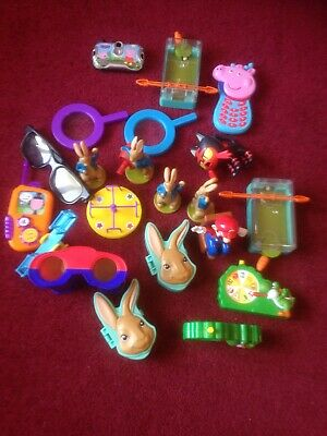 Joblot of toys and games