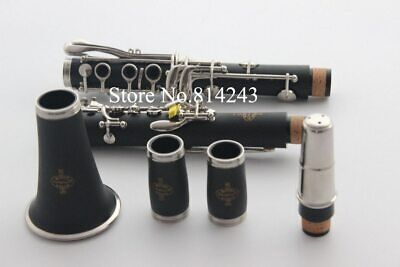 Buffet B12 B16 B18 Bb Clarinet 17 Keys Crampon & Cie A PARIS Clarinet With Case