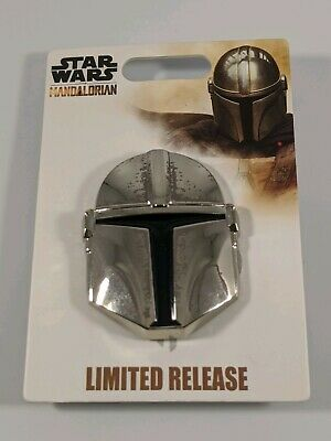 Disney Pin Trading Star Wars The Mandalorian Limited Release Pin