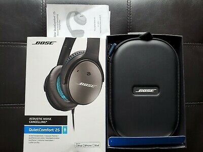 Bose QuietComfort 25 Acoustic Noise Cancelling Headphones - USED