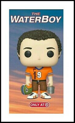 Funko Pop Movies Waterboy: Bobby Boucher (Football). Target Exclusive. Presale.