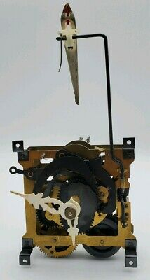 Vintage Regula 34 Cuckoo Clock Movement - Clock Parts w/ Hands & Bird