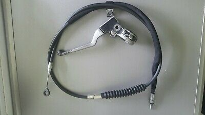 harley davidson sportster Clutch Cable and custom lever 169 cm eye/barrel