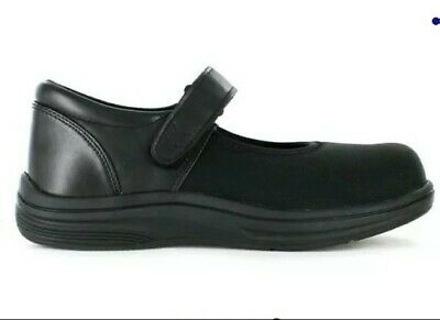 Instride Nellie Ii Neoprene Womens Black Mary Jane Shoes Us 9 Uk 40.5 Bnwot $190