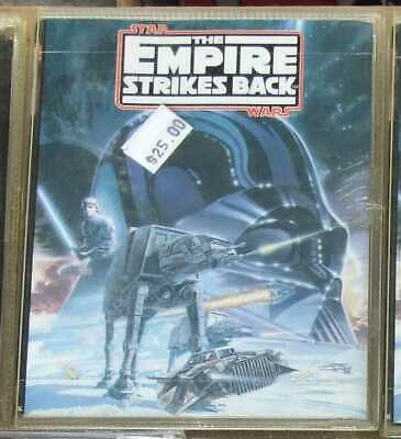 Star Wars Empire Strikes Back game for the Amstrad CPC on cassette