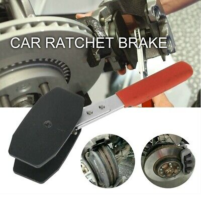 Ratchet Brake Piston Wrench Spreader Caliper Pad Install Tool Press Portable
