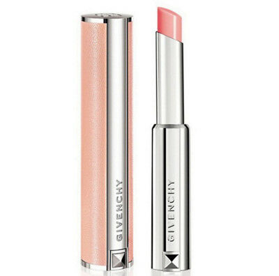Givenchy Le Rouge Perfecto Beautifying Lip Balm Lipstick 01 Perfect Pink 2.2g BN