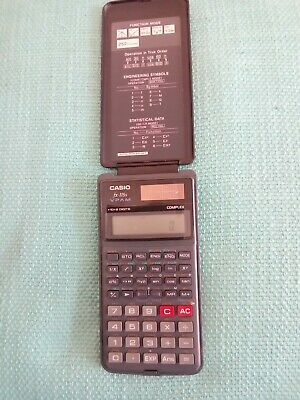 Casio Fx-115s Scientific Calculator