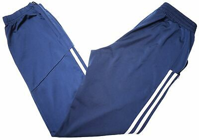 ADIDAS Boys Tracksuit Trousers 15-16 Years W28 L32 Blue  LY15