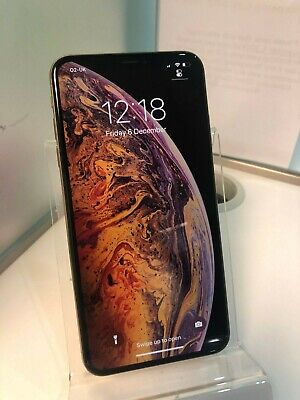 Apple iPhone XS Max - 512GB - Gold (Unlocked) A2101 (GSM) 7021288