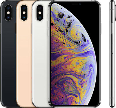 Apple iPhone XS Max Sprint Locked 64GB - All Colors