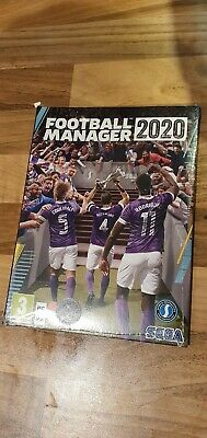 Football Manager 2020 (Brand New/Wrapped) PC & Mac