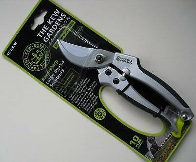 Spear and Jackson KEW Razorsharp Large Bypass Secateurs 4171LKEW