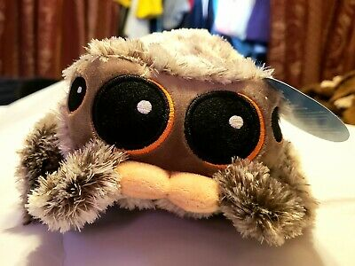 Lucas The Spider Plushie 1st Edition Brand NEW working Voice Box
