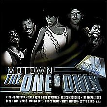 The One and Only Motown Album by Various | CD | condition very good