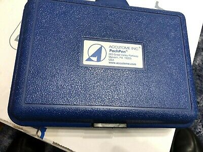 Pre Owned Keeler PachPen Pachymeter with original case & accessories