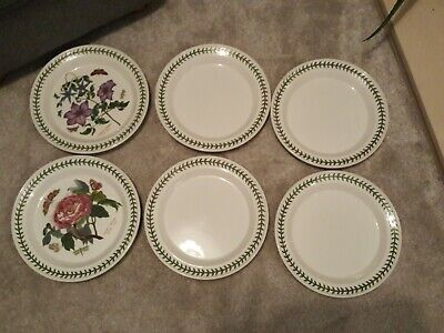 Portmeirion Dinner Plates X 6