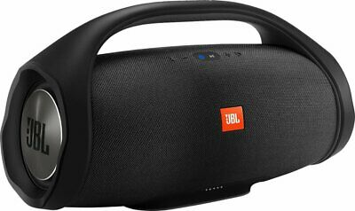 JBL - Boombox Portable Waterproof Bluetooth Speaker - (Black)  Authorized Dealer