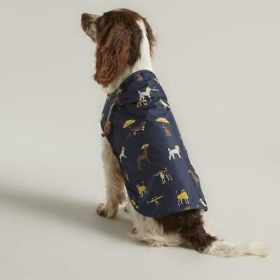 Joules Water Resistant Dog Coat Brand New