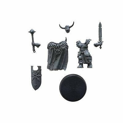Chaos Warrior Single Figure Model Bits - Warhammer AoS Slaves to Darkness