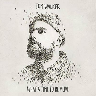 TOM WALKER - What A Time To Be Alive - Vinyl (LP)