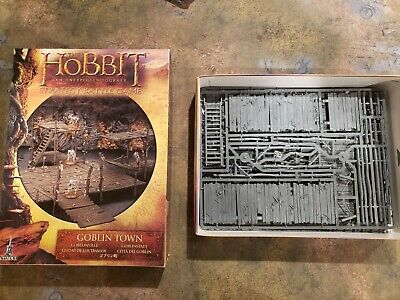 Lord of the Rings The Hobbit Goblin Town x1 Opened