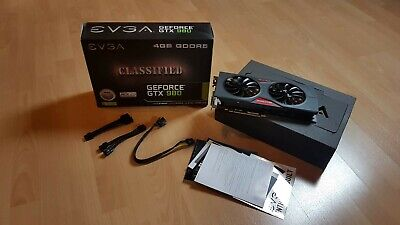 EVGA NVIDIA GeForce GTX 980 CLASSIFIED (4096 MB) ACX 2.0 Grafikkarte