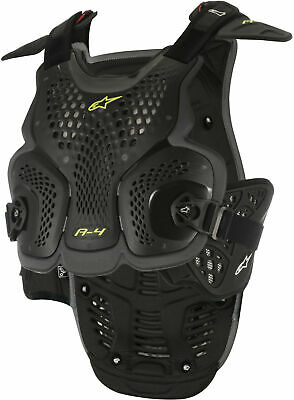 Alpinestars A-4 Chest Protector Black/Anthracite Xl/2X