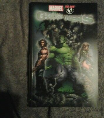 marvel top cow crossovers  graphic novel paperback